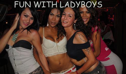 Nikki Ladyboy fun!