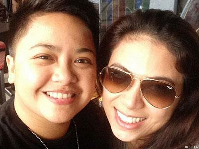 Aiza Seguerra Liza Dino x400 Top Filipino Singer Actor Comes Out as a Transgender Man