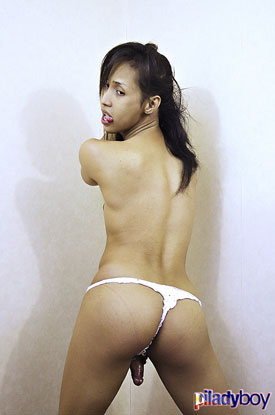 tjune2809b All Natural Filipino Shemale Audrey on PiLadyboy!