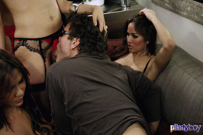 tmay1809a A Ladyboy Gangbang on PiLadyboy Part 2