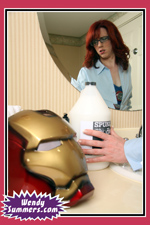 Iron Man Parody