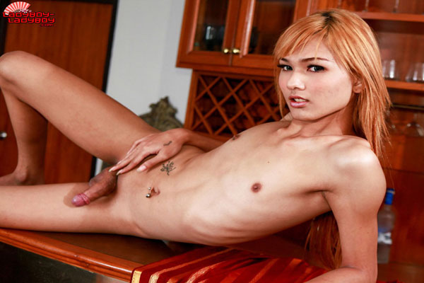 t alice ladyboy ladyboy 03 Beautiful Ladyboy Alice Stroking On Ladyboy Ladyboy!